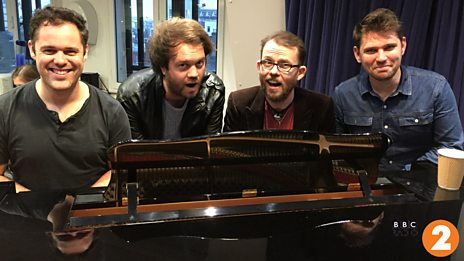 Scouting For Girls - 'Livin' On A Prayer' featuring Michael Bolton