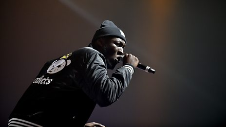 Highlights of Stormzy's set at 1Xtra Live 2015