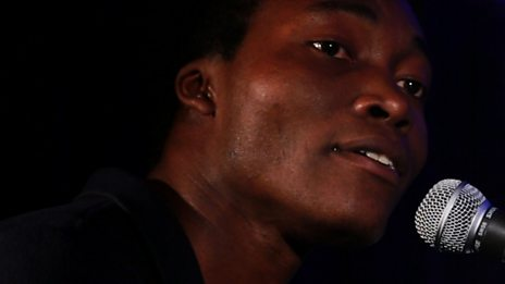 Benjamin Clementine's emotionally charged performance of Gone