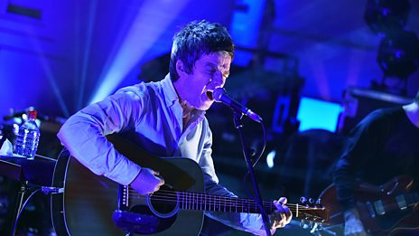 Noel Gallagher - Don't Look Back In Anger - Radio 2 In Concert