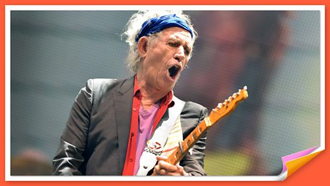 Keith Richards' admiration of Ed Sheeran and James Bay