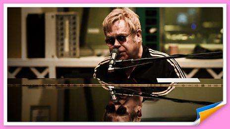 Elton John's tribute to Terry Wogan