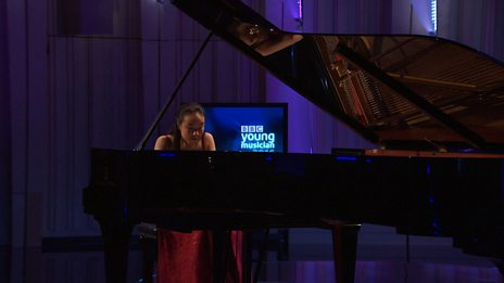 Tomoka Kan performs Transcendental Etude no.5 'Feux follets' by Liszt for BBC Young Musician 2016 Keyboard Category Final