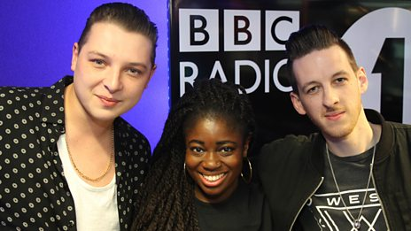 'Who better to play guitar on the track than Nile Rodgers?' – Sigala and John Newman recruit a music legend