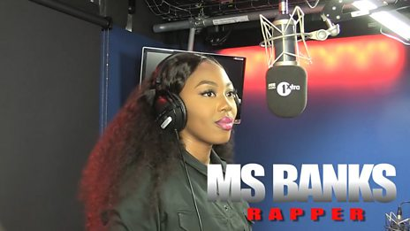 Fire in the Booth – Ms Banks