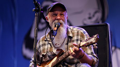 "Seasick Steve, from his kitchen to Jools Holland: ""I'd never heard of the Hootenanny..."""