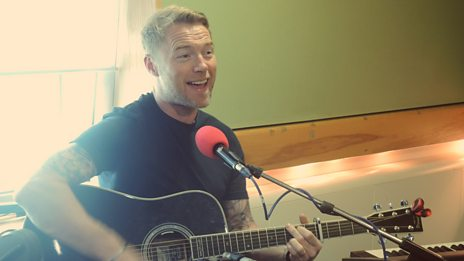 Ronan Keating Live in Session