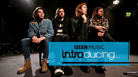 The Amazons - Nightdriving (BBC Introducing session)