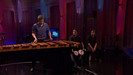 Hristiyan Hristov performs Libertango by Sammut for BBC Young Musician 2016 Percussion Category Final