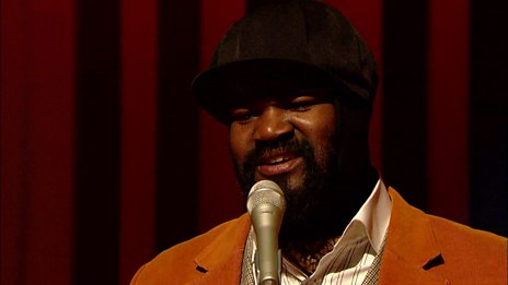 Gregory Porter - Illusion (Later Archive 2011)