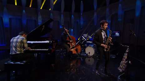 """Tom Smith plays his own tune """"Blackout"""" for BBC Young Musician 2016 Jazz Award Final"""