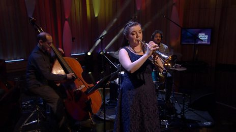 Alexandra Ridout performs Golden Lady by Stevie Wonder for BBC Young Musician 2016 Jazz Award Final