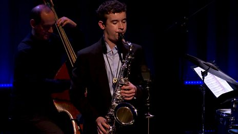 Tom Smith performs The Groove Merchant by Thad Jones / Mel Lewis for BBC Young Musician 2016 Jazz Award Final