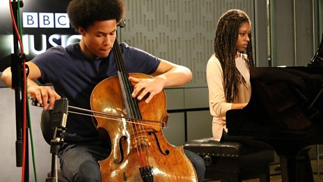 Sheku Kanneh-Mason performs Casals live on In Tune