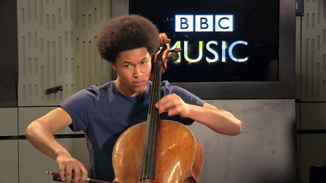 In Tune Sessions: Sheku Kanneh-Mason