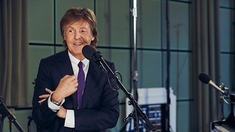 Mastertapes special: Paul McCartney