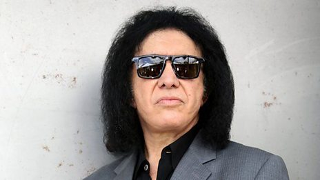 "Gene Simmons: ""We wear more makeup and high heels than your mummy ever did"""