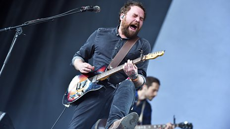 Frightened Rabbit - Glastonbury 2016 Highlights