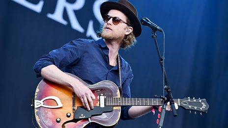 The Lumineers - Glastonbury 2016 Highlights