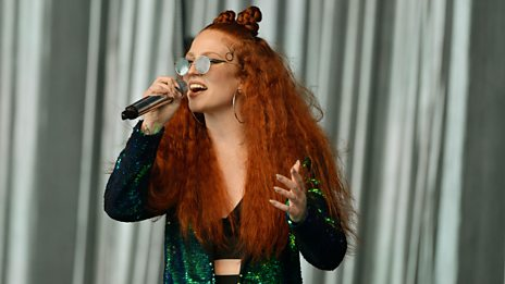 Jess Glynne - Glastonbury 2016 Highlights