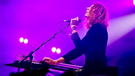 Mystery Jets - Glastonbury 2016 Highlights
