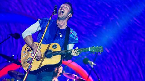 Coldplay - Glastonbury 2016 Highlights