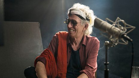 'Calling all night owls and hipsters' Keith Richards' invites you to his Lost Weekend