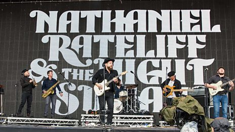 Nathaniel Rateliff & the Night Sweats - I Need Never Get Old  (T in the Park 2016)