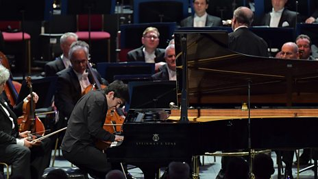 Rachmaninov: Piano Concerto No 3 in D minor (extract) (BBC Proms 2016)