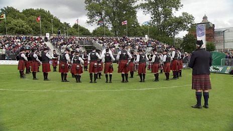 Manawatu Scottish - Medley