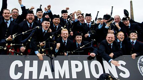 2016 Champions: Field Marshal Montgomery - Medley