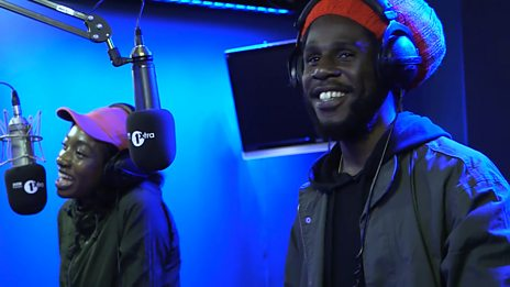 Chronixx & Friends - #SixtyMinutesLive feat. Maverick Sabre, Little Simz, Luciano and more