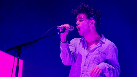 The 1975 - Reading + Leeds 2016 Highlights