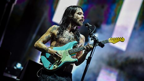 Biffy Clyro - Reading + Leeds 2016 Highlights