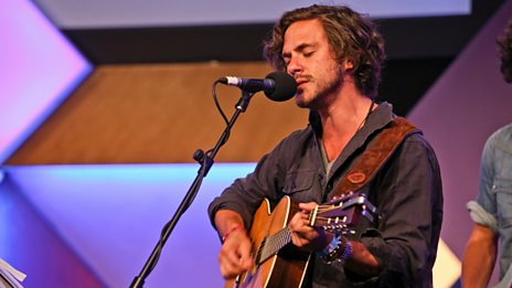 """Jack Savoretti on playing Portofino Square: """"The Mayor used to tell me off for..."""""""