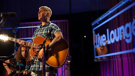 Live Lounge - Justin Bieber live in LA
