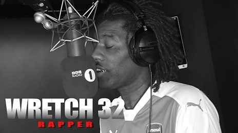 Fire In The Booth - Wretch 32 Part 3