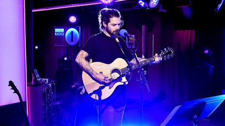 Live Lounge - Biffy Clyro