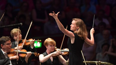 BBC Proms - Pyotr Ilyich Tchaikovsky: Symphony No 4 in F minor