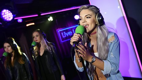 Live Lounge - Clean Bandit