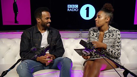 Live Lounge - Craig David Interview