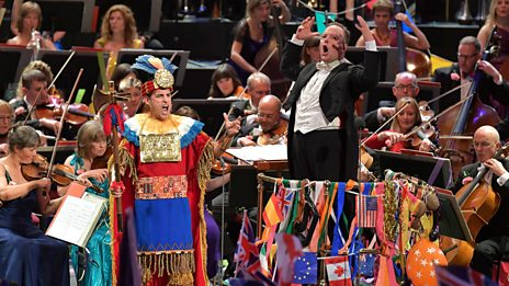 Last Night of the Proms 2016 in 3 minutes!
