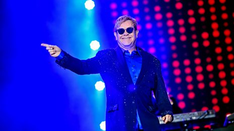 Radio 2 Live in Hyde Park - Elton John Set