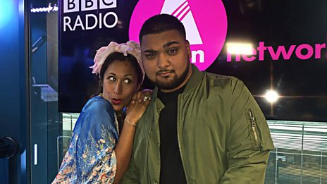 'Hands down it's going to be incredible' Harris Hameed looks forward to Asian Network Future Sounds
