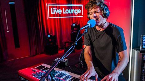 Live Lounge - Charlie Puth