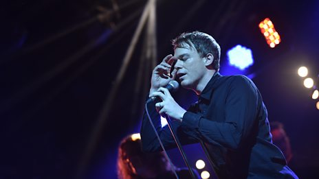 Michael C. Hall - Lazarus (Mercury Prize 2016)