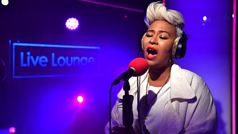 Emeli Sandé - Hurts in the Live Lounge