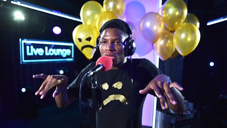 Live Lounge - Gallant