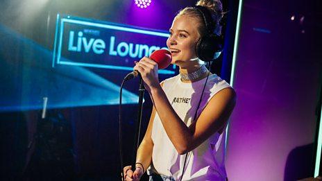Live Lounge - Zara Larsson