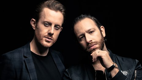 Live Lounge - Chase & Status Interview